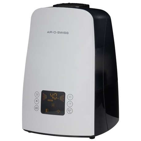 Humidificador Ultrasónico Blanco