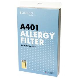Filtro de aire para alergias Boneco A401